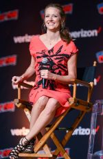 AMY ACKER at New York Comic-con 10/07/2018
