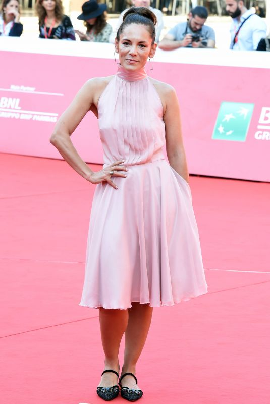 ANA IVANOVA at Alice Nella Citta Jury Photocall at Rome Film Festival 10/19/2018