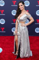 ANA LUCIA DOMINGUEZ at Latin American Music Awards 2018 in Los Angeles 10/25/2018