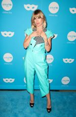 ANABEL ENGLUND at Unicef Masquerade Ball in Los Angeles 10/25/2018