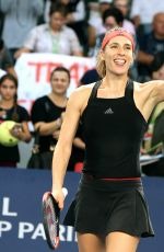 ANDREA PETKOVIC at BGL BNP Paribas Luxembourg Open Tennis 10/16/2018