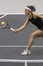 ANDREA PETKOVIC at WTA Upper Austria Ladies Tennins Tournament in Linz 10/11/2018