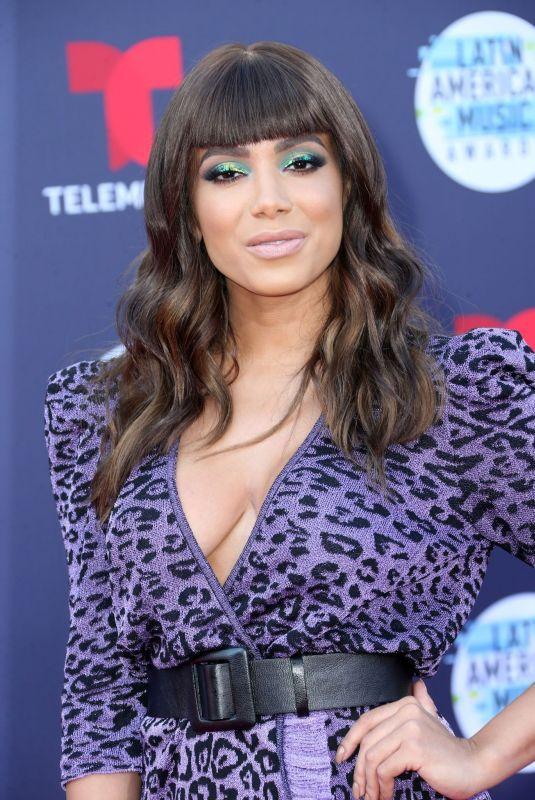 ANITTA at Latin American Music Awards 2018 in Los Angeles 10/25/2018