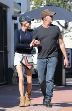 ANNA FARIS Out and About in Los Angeles 10/27/2018