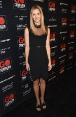 ANNA RAWSON at GO Campaign Gala in Los Angeles 10/20/2018