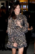 ANNABETH GISH at Arclight Theatre in Hollywood 10/08/2018