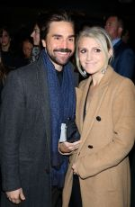 ANNALEIGH ASHFORD at Lifespan of a Fact Broadway Opening Night in New York 10/18/2018
