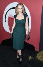 ANNETTE REILLY at Chilling Adventures of Sabrina Premiere in Hollywood 10/19/2018