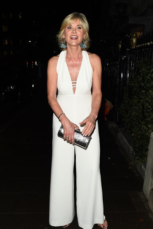 ANTHEA TURNER at International Day of the Girl Gala in London 10/11/2018