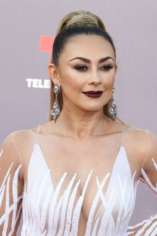 ARACELY ARAMBULA at Latin American Music Awards 2018 in Los Angeles 10/25/2018
