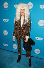 ARIELLE VANDENBERG at Unicef Masquerade Ball in Los Angeles 10/25/2018