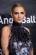 ASHLEE SIMPSON at Gabrielle's Angel Foundation Angel Ball 2018 in New York 10/22/2018
