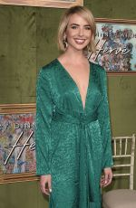 ASHLEIGH BREWER at My Dinner with Herve Premiere in Hollywood 10/04/2018
