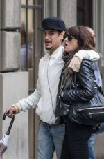 ASIA ARGENTO Out in Florence 10/08/2018