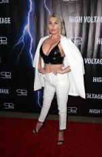 BAYLEE CURRAN at High Voltage Premiere in Los Angeles 10/16/2018