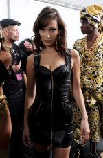 BELLA HADID at Moschino x H&M Show in New York 10/24/2018