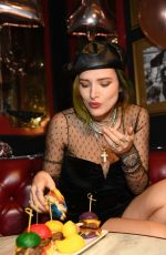 BELLA THORNE Celebrate 21st Birthday in Las Vegas 10/08/2018