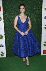 BELLAMY YOUNG at Farm Sanctuary on the Hudson Gala in New York 10/04/2018