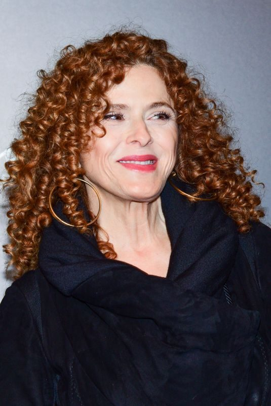 BERNADETTE PETERS at Stephan Weiss Apple Awards in New York 10/24/2018