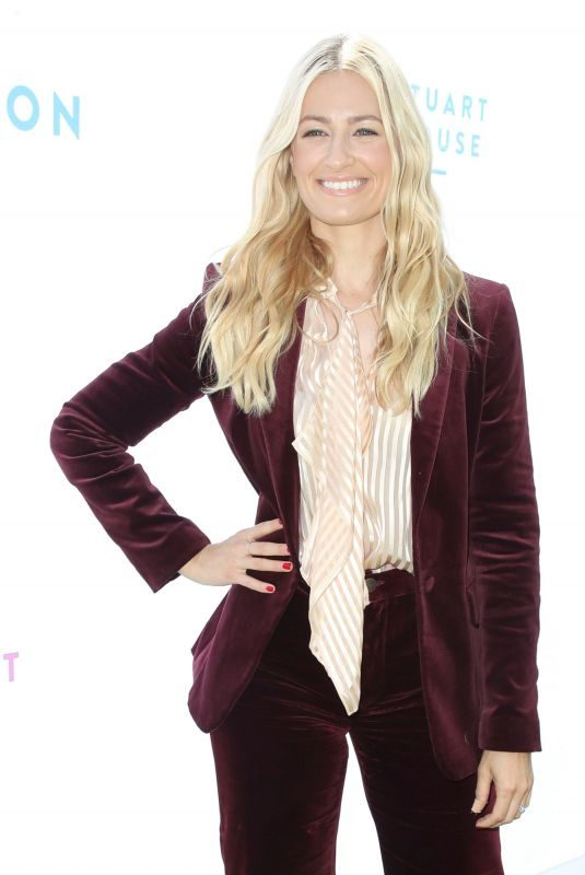 BETH BEHRS at Rape Foundation's Annual Brunch in Beverly Hills 10/07/2018