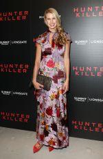 BETH OSTROSKY at Hunter Killer Premiere in New York 10/22/2018