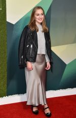 BETHANY MUIR at The Little Drummer Girl Premiere at BFI London Film Festival 10/14/2018