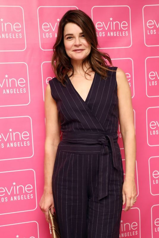 BETSY BRANDT at Evine Los Angeles Studio Launch Celebration 10/18/2018