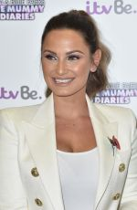 BILLIE and SAM FAIERS at The Mummy Diaries Photocall in London 10/29/2018
