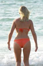BILLIE FAIERS in Bikini at a Beach in Dubai 10/25/2018