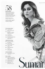 BLANCA SUAREZ in Instyle Magazine, Spain November 2018