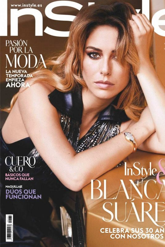 BLANCA SUAREZ in Instyle Magazine, Spain November 2018