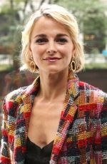 BOJANA NOVAKOVIC at Instict Press Conference in New York 10/21/2018