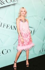 BRIA VINAITE at Tiffany & Co. Celebrates 2018 Tiffany Blue Book Collection in New York 10/09/2018