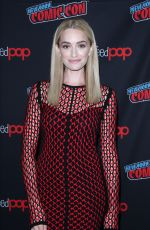 BRIANNE HOWEY at The Passage Panel at New York Comic-con 10/06/2018