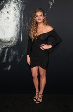BRITTANY CATWRIGHT at Halloween Premiere in Los Angeles 10/17/2018