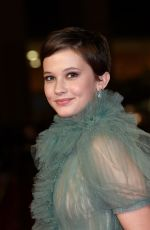 CAILEE SPAENY at Bad Times at the El Royale Premiere at Rome Film Festival 10/18/2018