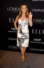 CAMILLA LUDDINGTON at Elle Women in Hollywood in Los Angeles 10/15/2018