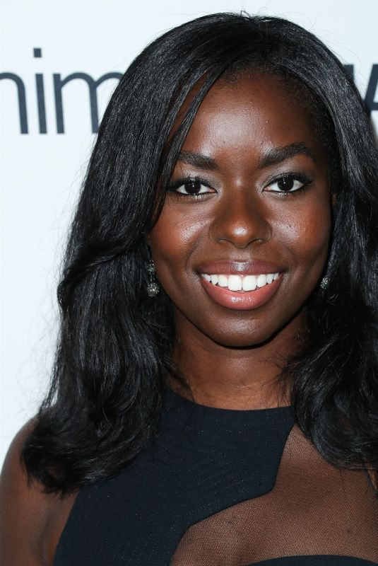 CAMILLE WINBUSH at Animal Equality