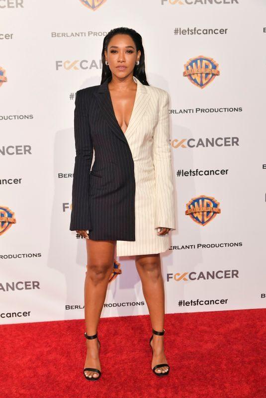 CANDICE PATTON at Barbara Berlanti, F–k Cancer Benefit in Los Angeles 10/13/2018