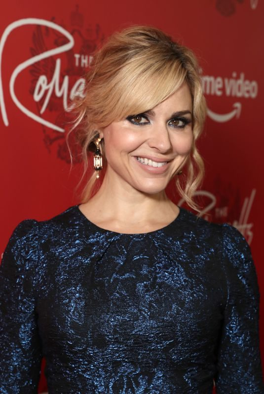 CARA BUONO at The Romanoffs Premiere in New York 10/11/2018