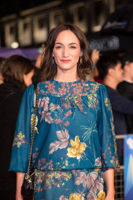 CARA HORGAN at Colette Premiere at BFI London Film Festival 10/11/2018