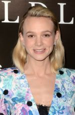 CAREY MULLIGAN at Wildlife Premiere in Los Angeles 10/09/2018