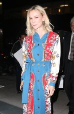 CAREY MULLIGAN Night Out in New York 10/15/2018