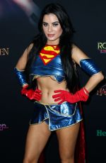 CARLA HOWE at Karma International Kandy Halloween Party in Los Angeles 10/21/2018