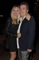 CAROLINA REY at Tulips Premiere in Rome 10/26/2018