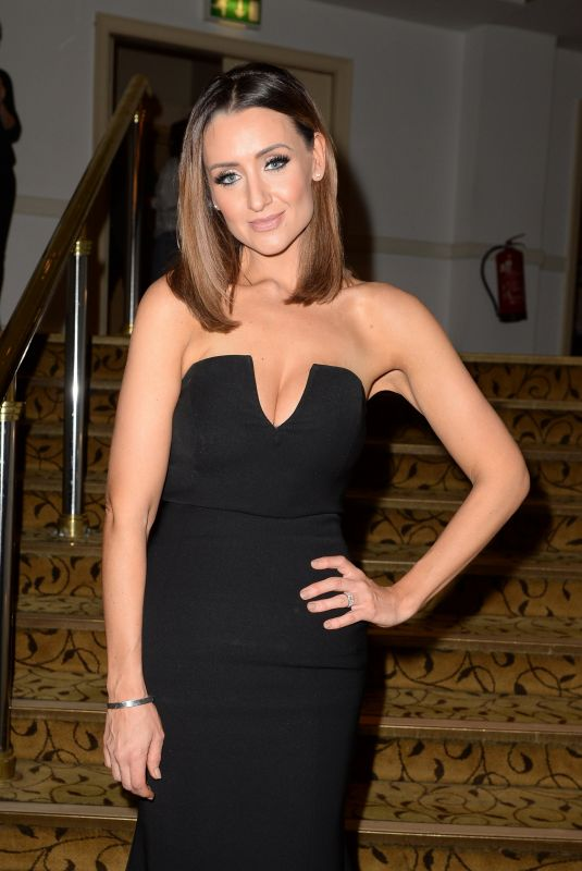 CATHERINE TYLDESLEY at Manchester Fashion Festival at Midland Hotel 10/13/2018