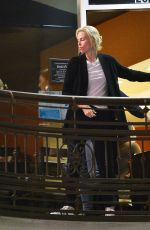 CHARLIZE THERON Out for Dinner in Los Angeles 10/12/2018