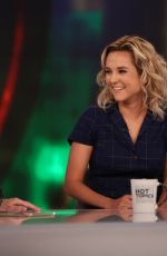 CHARLOTTE PENCE at The View 10/16/2018