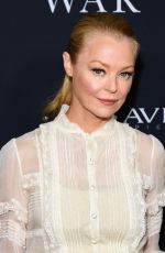 CHARLOTTE ROSS at A Private War Premiere in Los Angeles 10/24/2018