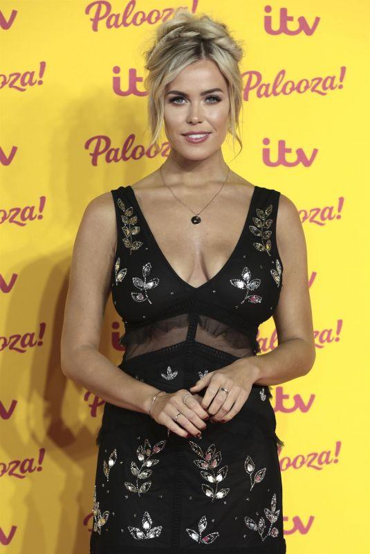 CHLOE MEADOWS at ITV Palooza in London 10/16/2018